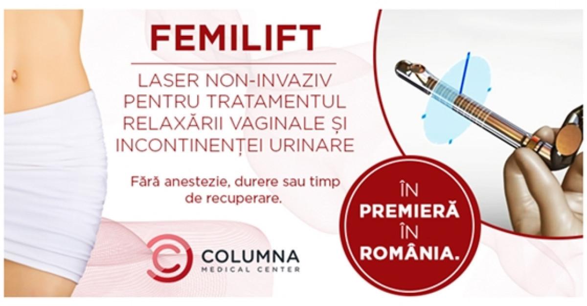 FemiLift - premiera in Romania