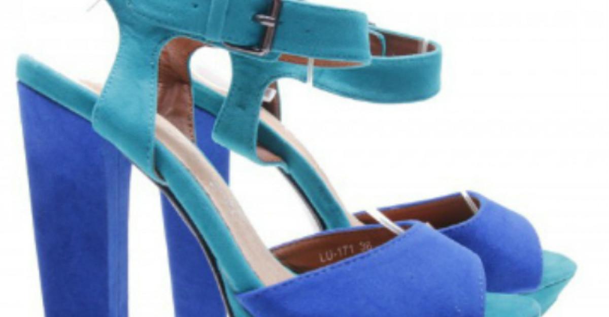 20 de sandale cu platforma