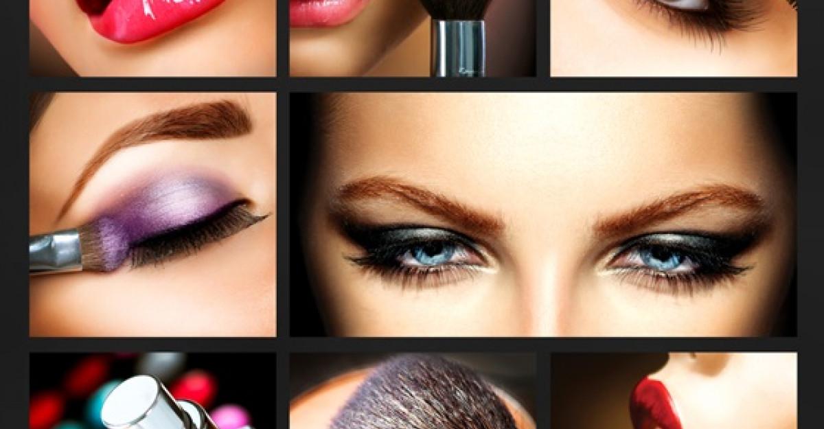 Tips&tricks : 7 produse de make up pentru un machiaj profesional