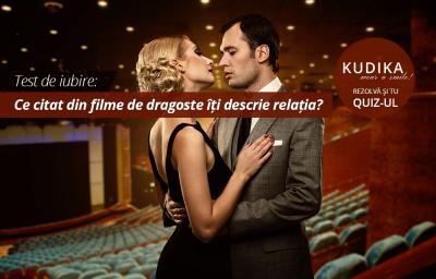Test de iubire: Ce citat din filme de dragoste iti descrie relatia?