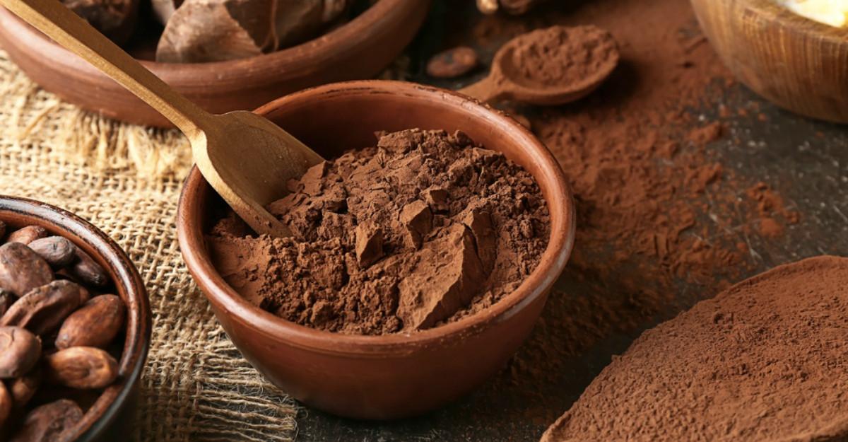 Pudra de cacao, beneficii pentru sanatate