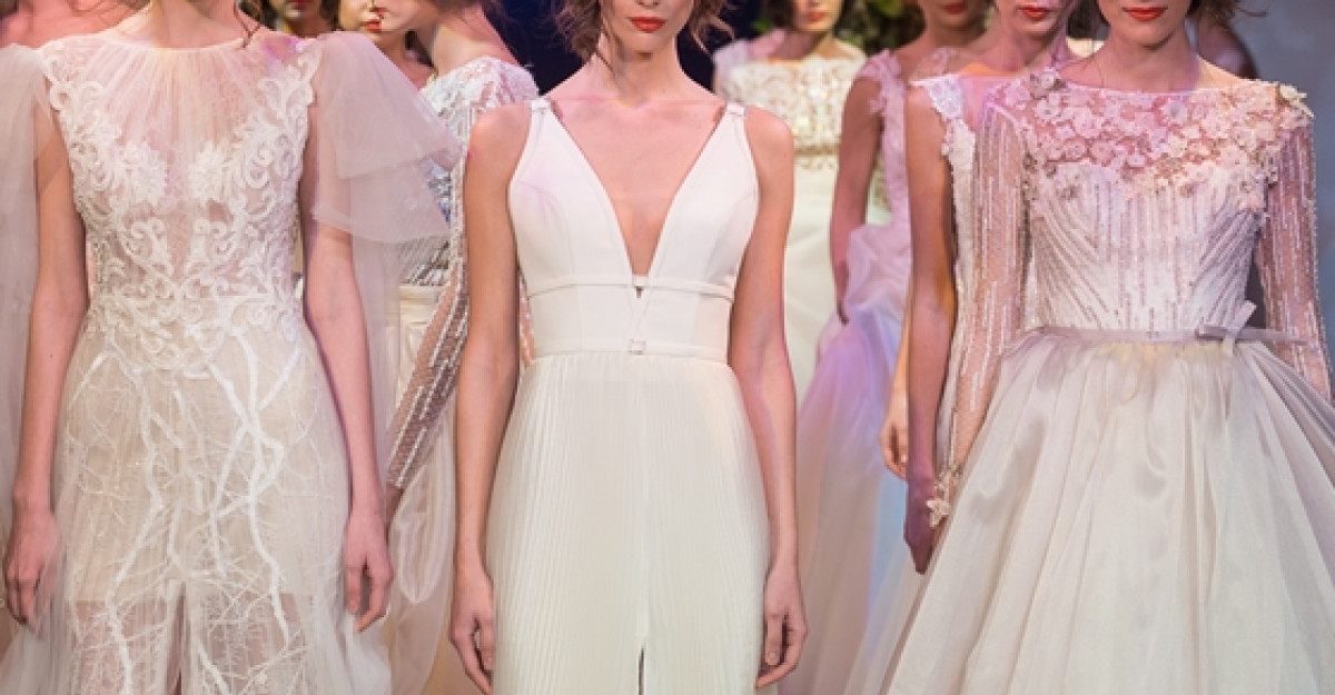 Natalia Vasiliev @ Bucharest Bridal Fashion Show - Occidentul creativ in soarele Santoriniului ideal