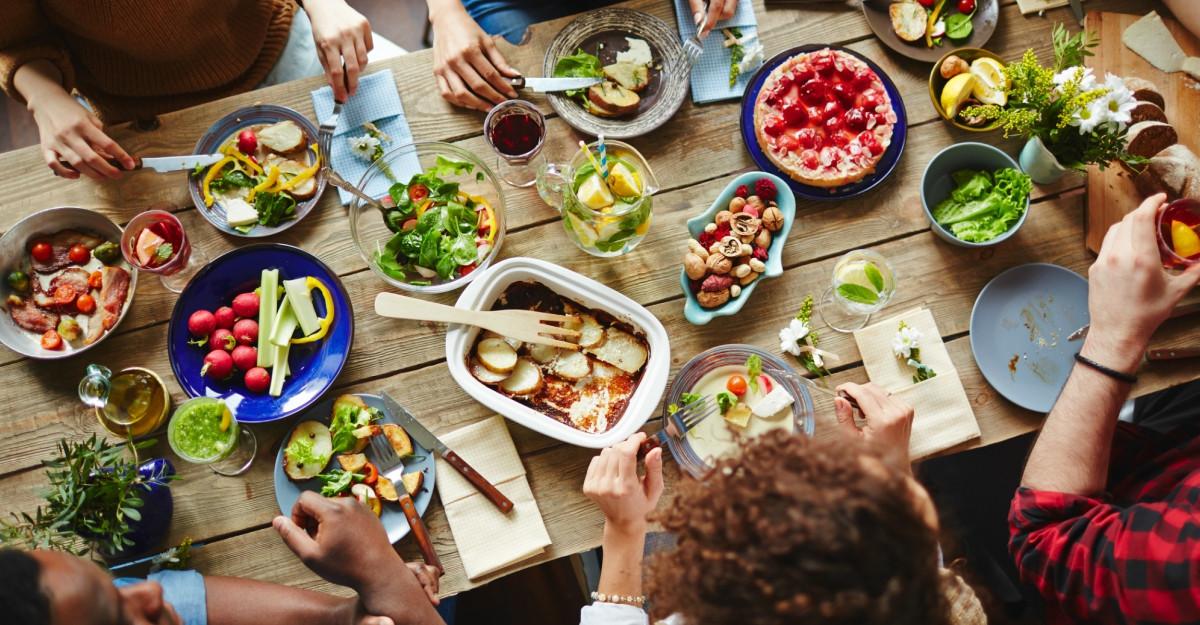 Vesela draguta pentru mese vesele in familie