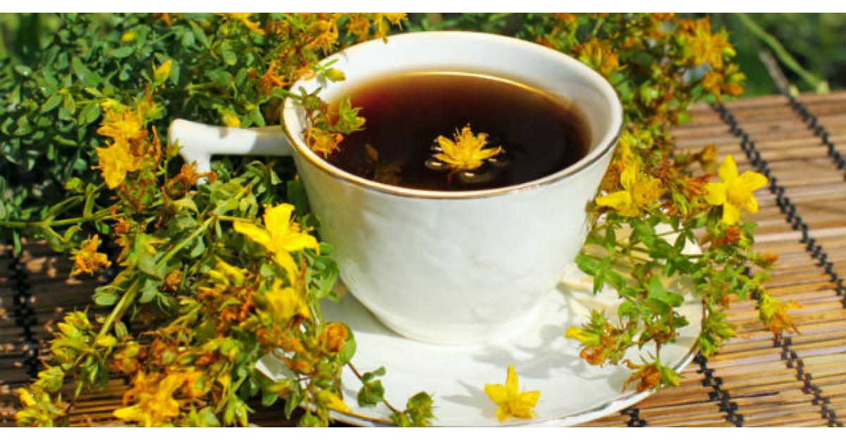 Beneficiile spectaculoase ale ceaiului de sunatoare