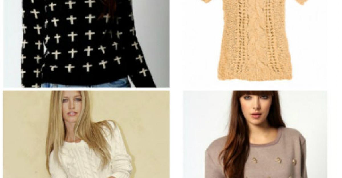 20 de modele de pulovere