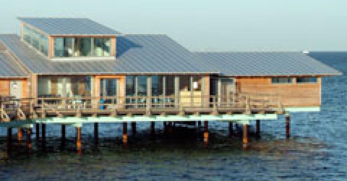 Destinatie de vacanta de inceput de toamna - sauna in Suedia