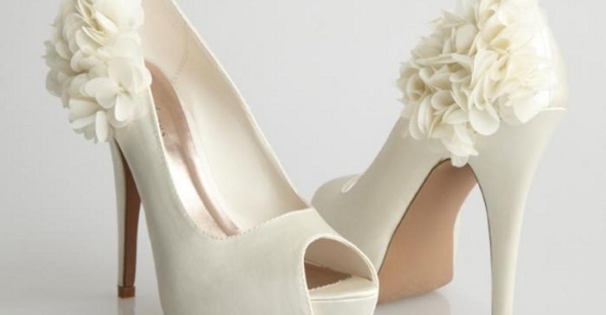 60 Modele de pantofi de mireasa