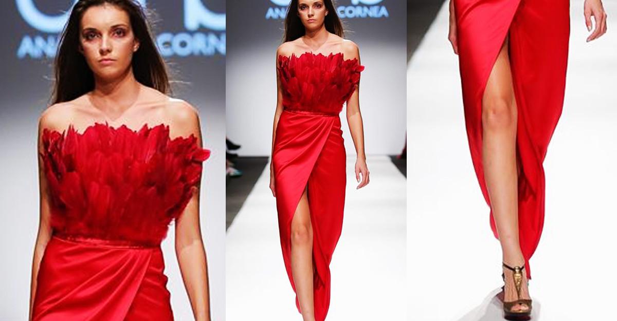Top 10+ rochii prețioase pentru seara de Revelion: sugestii fabuloase de la designerul Ana Maria Cornea