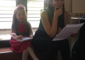 6 lectii despre dragoste pe care le-am invatat de la fetita mea
