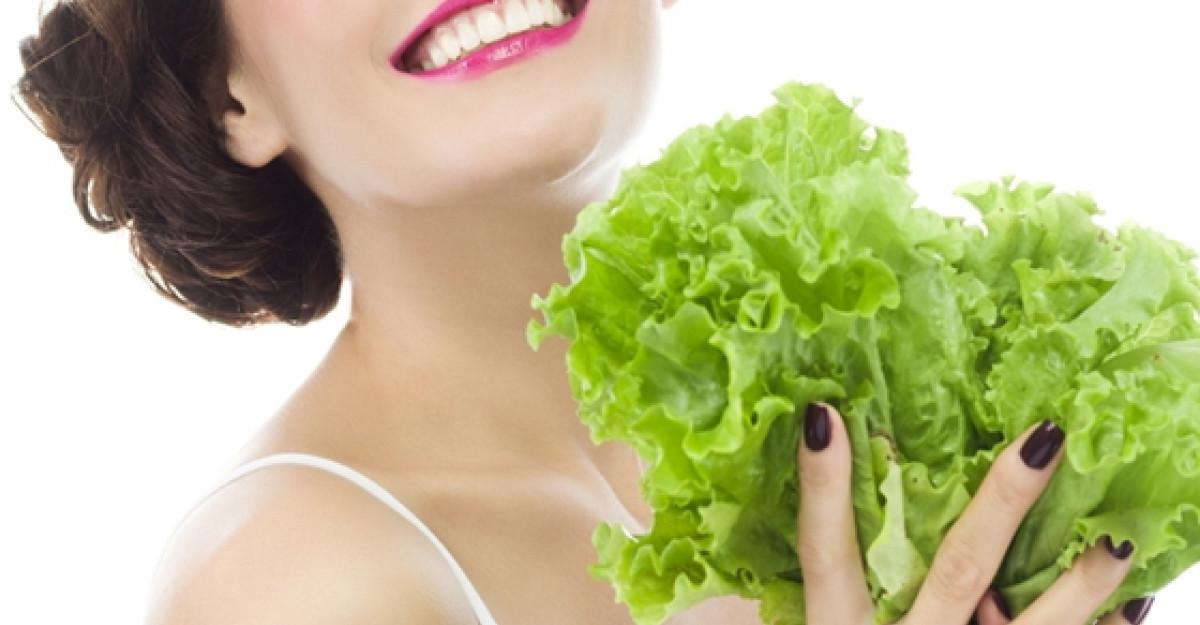Secretul divelor de la Hollywood: Dieta cu clorofila