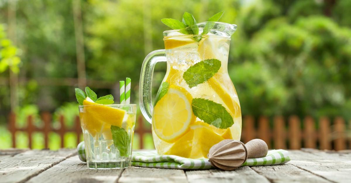 Ce ai nevoie pentru o limonada pe cinste