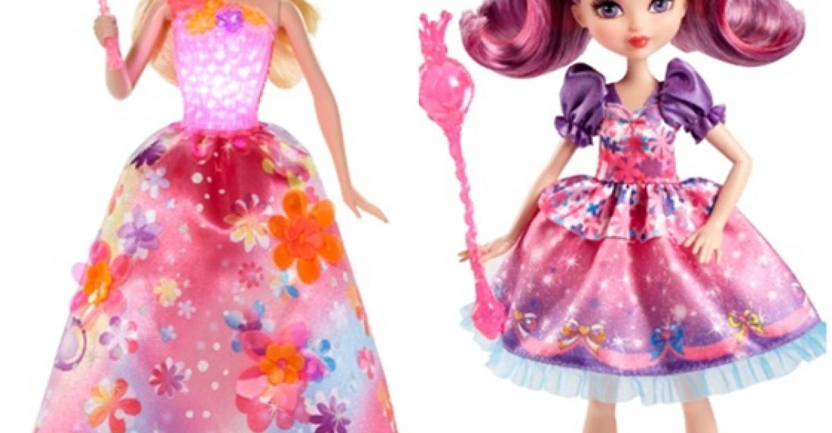 Printesa Alexa, prima papusa Barbie care canta doua melodii in limba romana