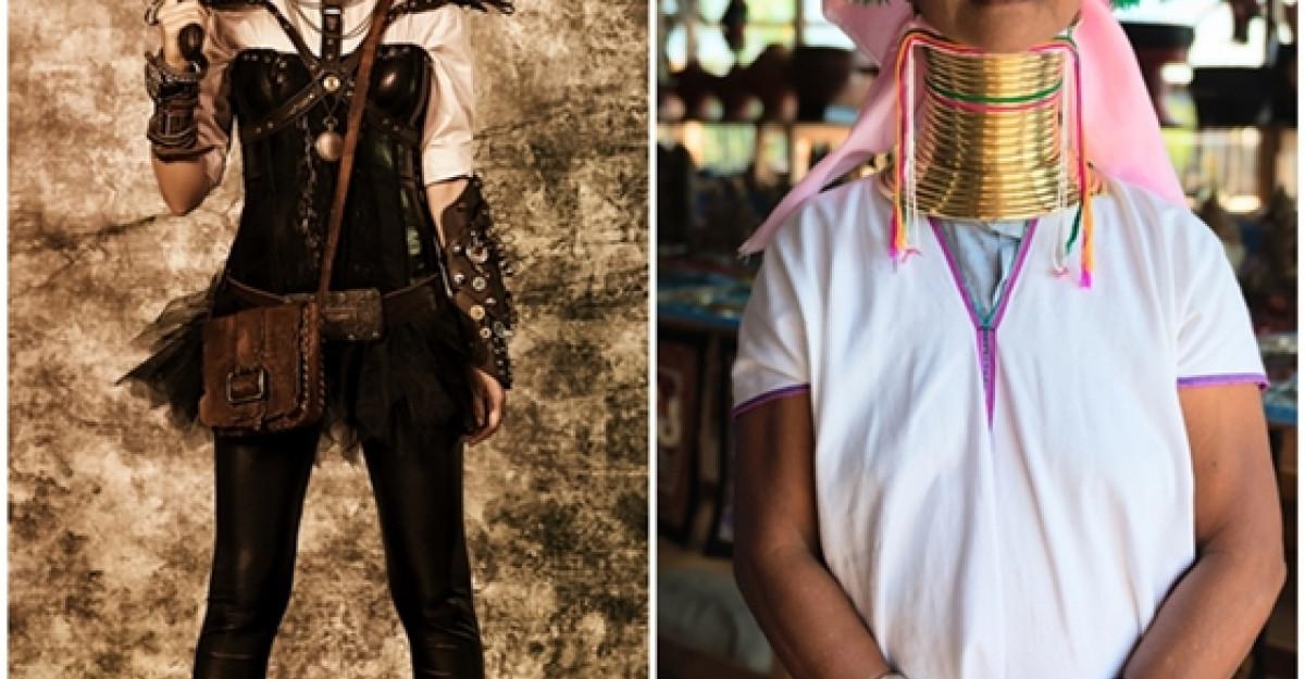 Cele mai ciudate trenduri de frumusete si moda din lume