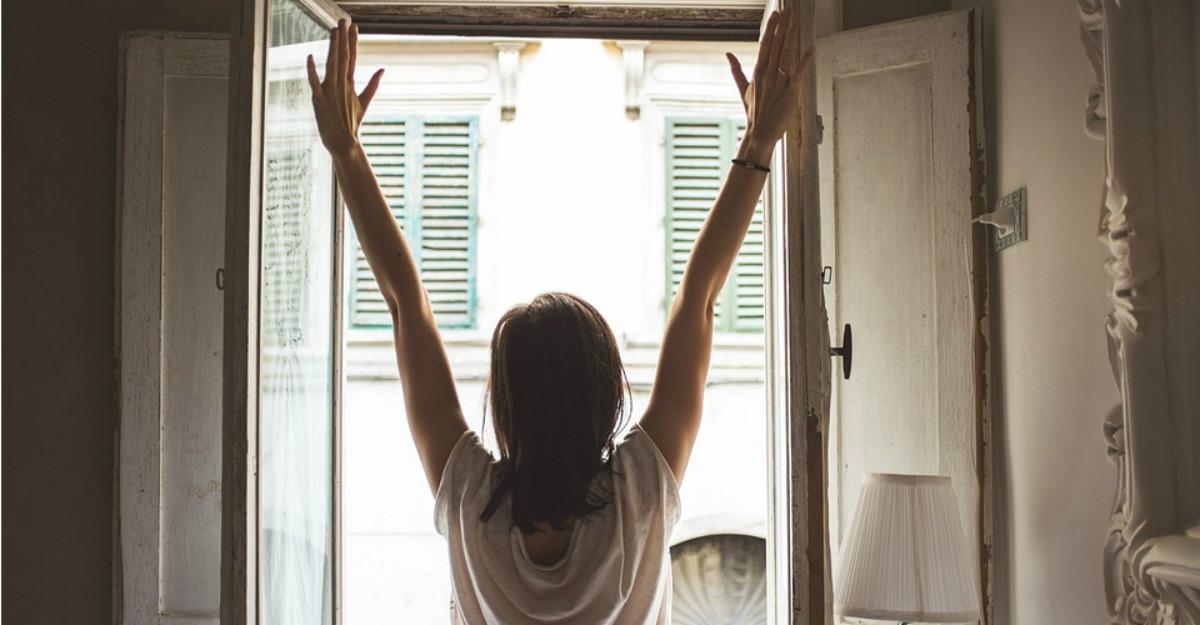Ritualul tău pentru a-ți începe ziua cu energie