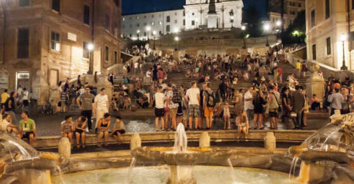 Roma, orasul care poate fi cucerit de orice turist, indiferent de buget. 5 motive pentru care trebuie faci si tu asta