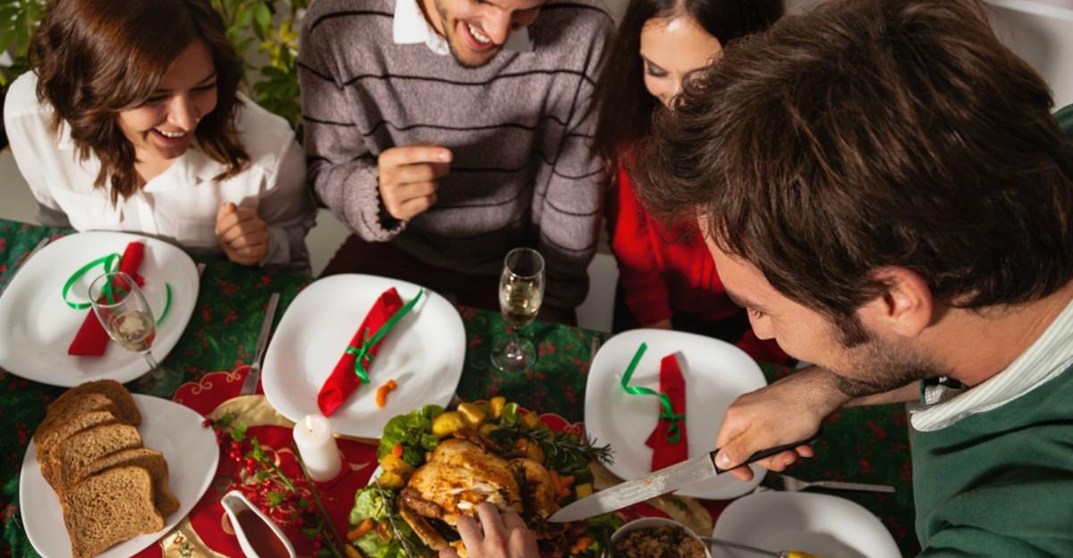 5 moduri in care Sarbatorile si timpul petrecut in familie iti pot sabota stilul de viata sanatos