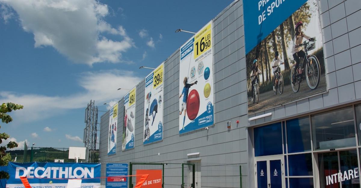 DECATHLON extinde magazinul din Cluj-Napoca la o suprafață de peste 4.800 m2