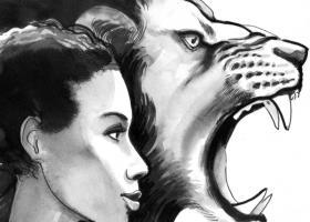Femeia Leu: 7 trasaturi care o fac provocatoare