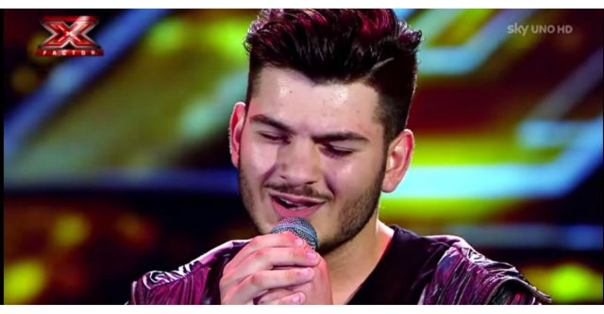 Video: La doar 18 ani, acest ROMAN a cucerit Italia la X Factor. Trebuie sa il auziti cum canta!