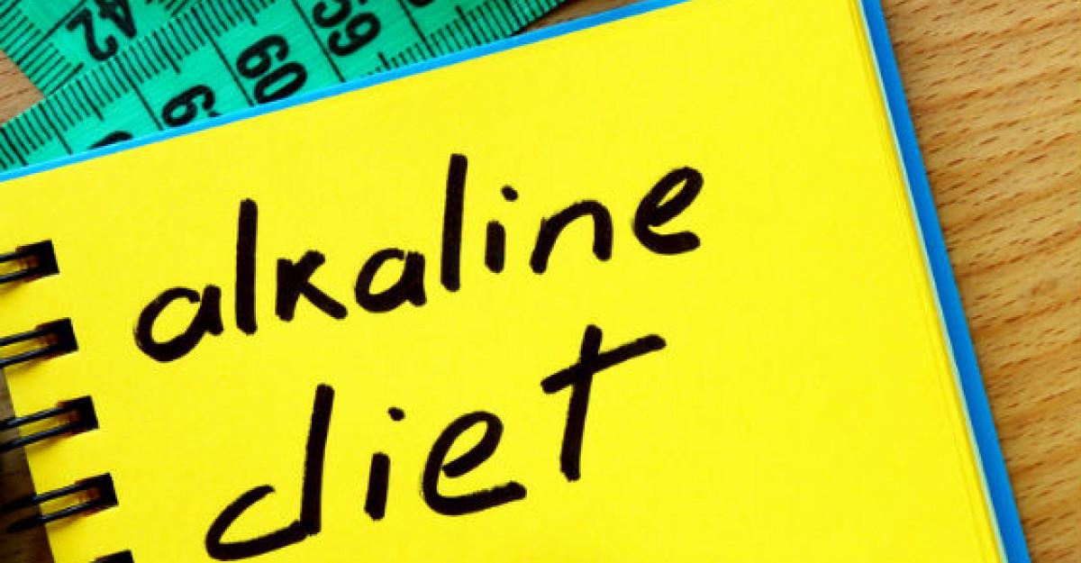 Formula sanatatii perfecte. Dieta alcalina