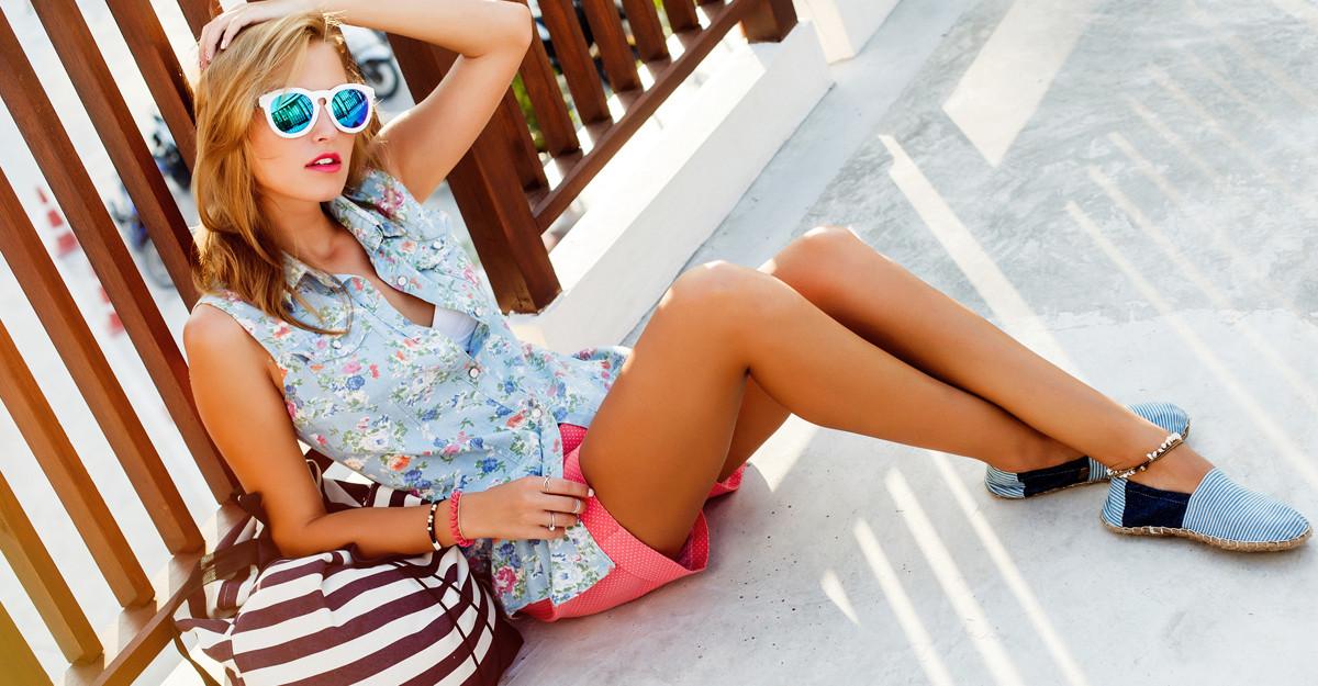 Cele mai chic modele de pantaloni scurti: vezi ce se poarta la vara!