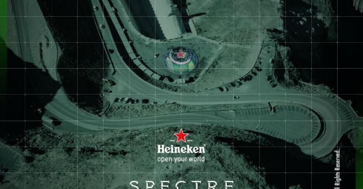 Heineken realizeaza primul selfie din spatiu: Spyfie