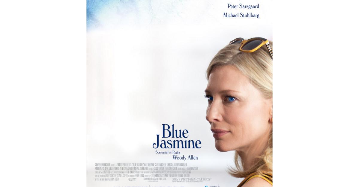 Recomandare de film: Blue Jasmine