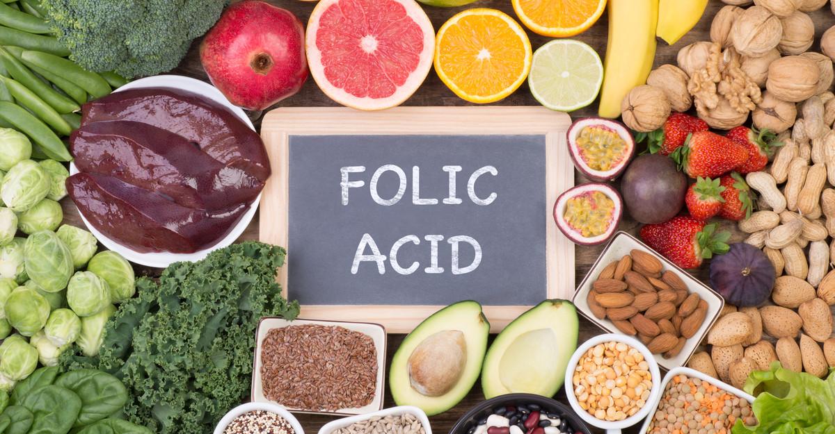 Rolul și importanța acidului folic în preconcepție și sarcină