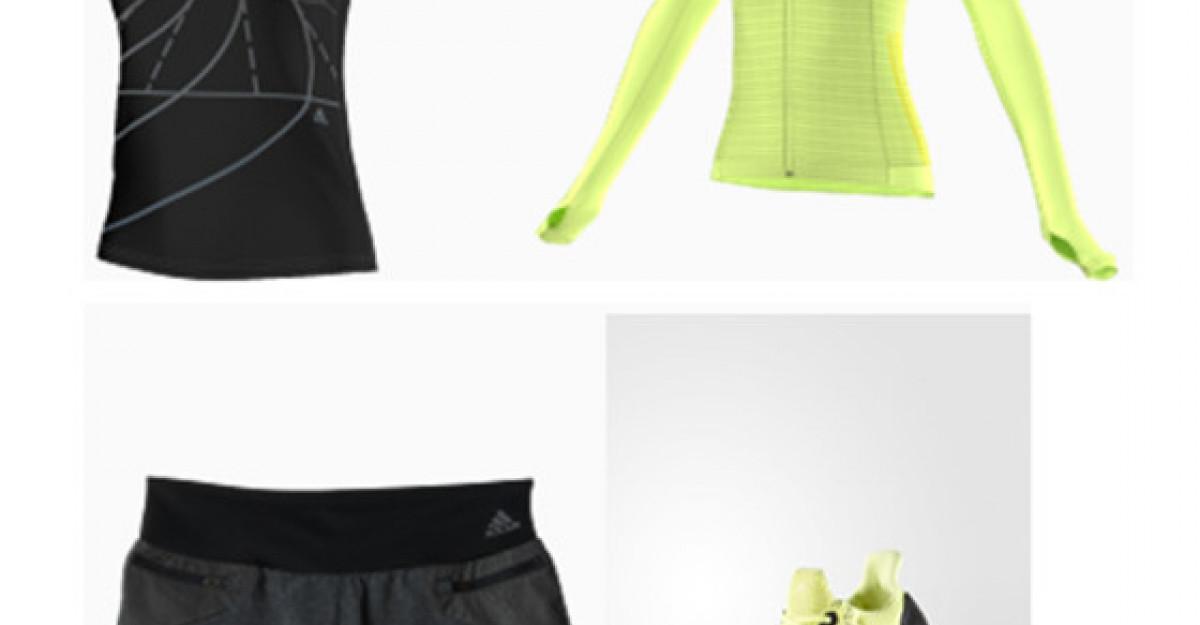 Scoate-ti tinuta de alergare din anonimat cu noua culoare a acestui sezon - Frozen Yellow