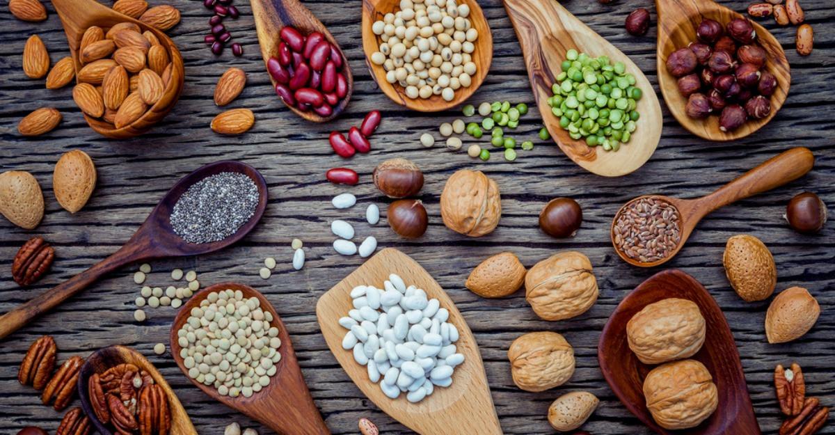Alimente bogate in carbohidrati buni: ce beneficii pot avea pentru sanatatea ta