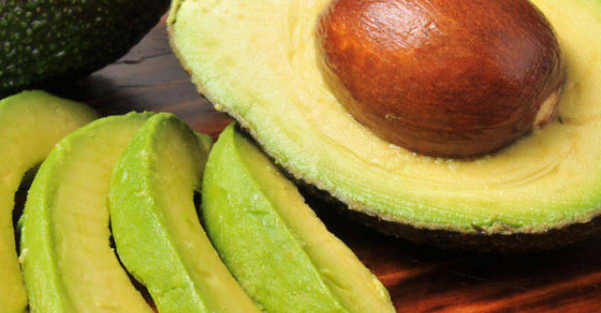 Studiu: Consumul de avocado ajuta la scaderea colesterolului rau