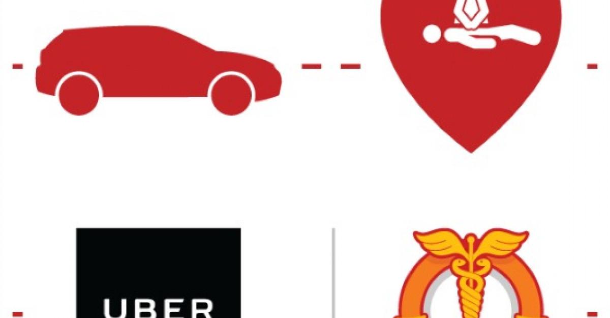 UberSMURD: cursuri de prim ajutor la atingerea unui buton