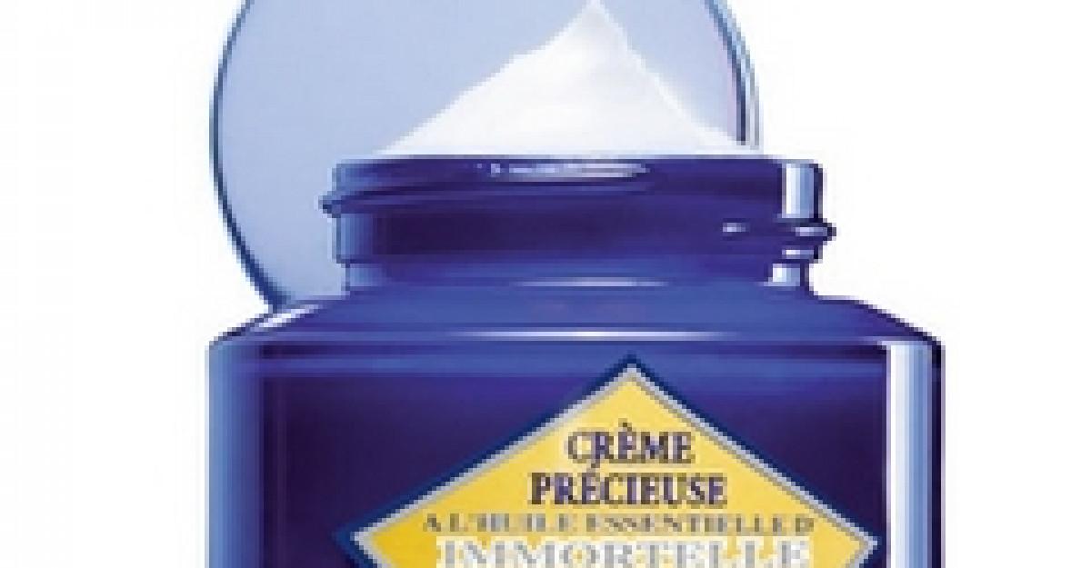 Gama de produse antiimbatranire, cu extract de ulei esential organic de Imortele din Corsica