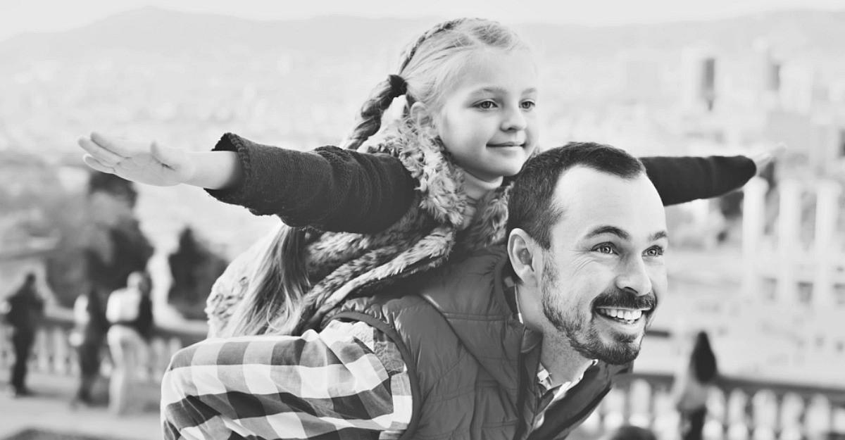 Parerea lui Radu: Cel mai important lucru pe care l-am invatat de la fetita mea