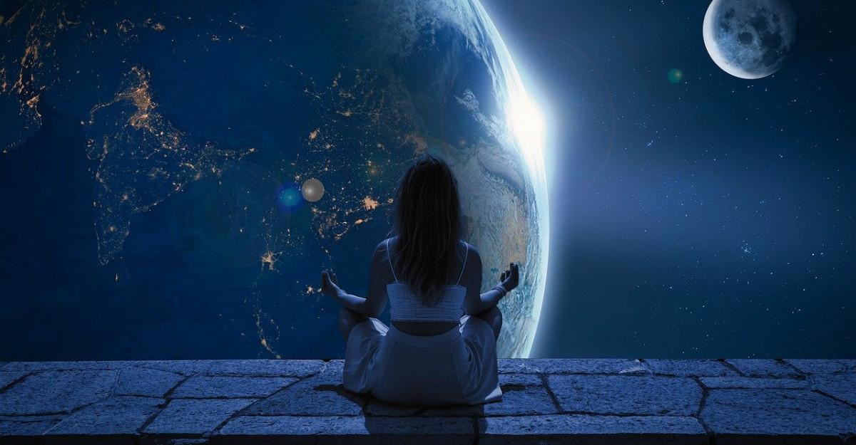 Universul te așteaptă. Arată-i că ești pregătită pentru tot ce urmează și vei vedea cât de repede se va schimba viața ta