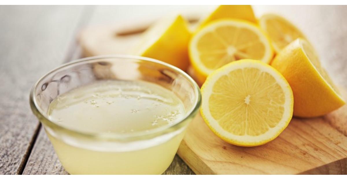 Ce trebuie sa stii despre cura de detoxifiere cu lamaie