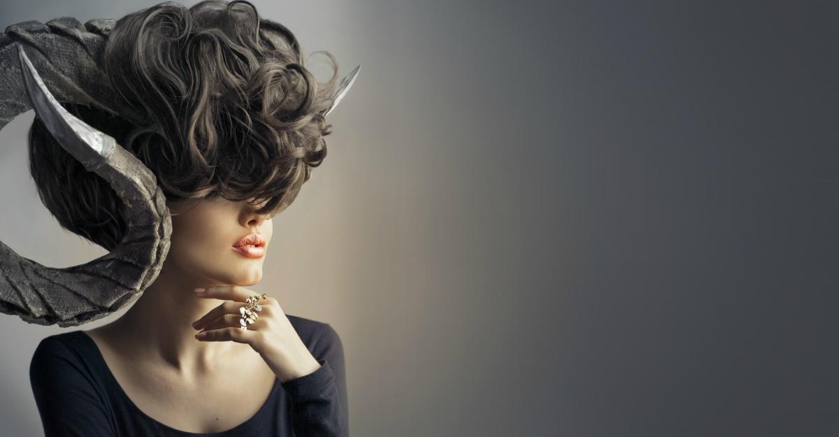 Stil vestimentar specific pentru femeia Berbec