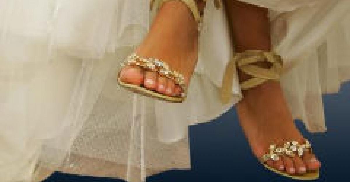 25 de sandale extravagante pentru nunta si cununia civila