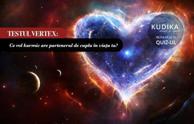 Testul Vertex: Ce rol karmic are partenerul de cuplu in viata ta?