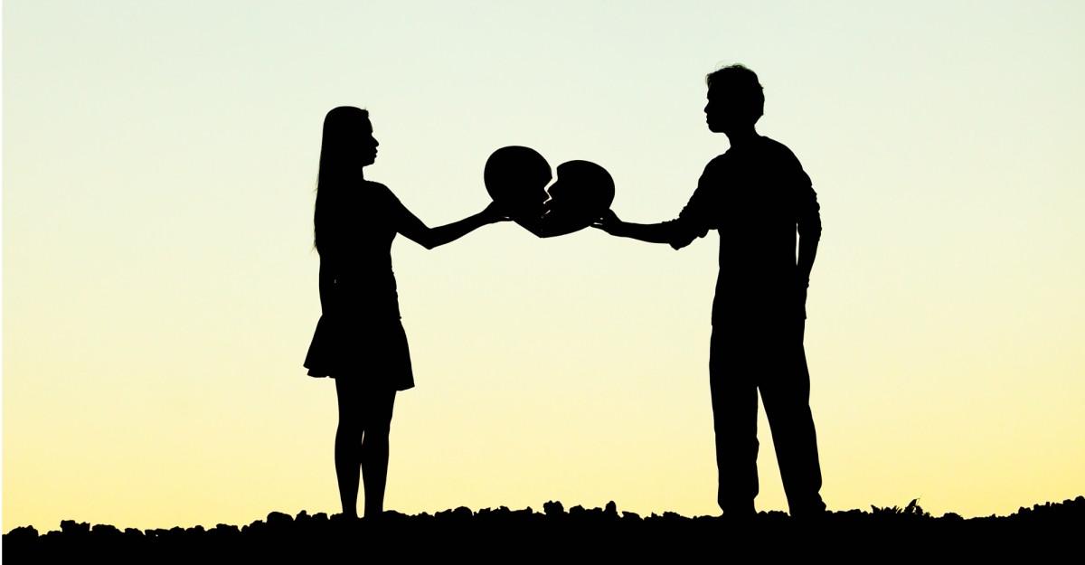 Cine suferă mai mult după o despărțire? Bărbatul sau femeia?