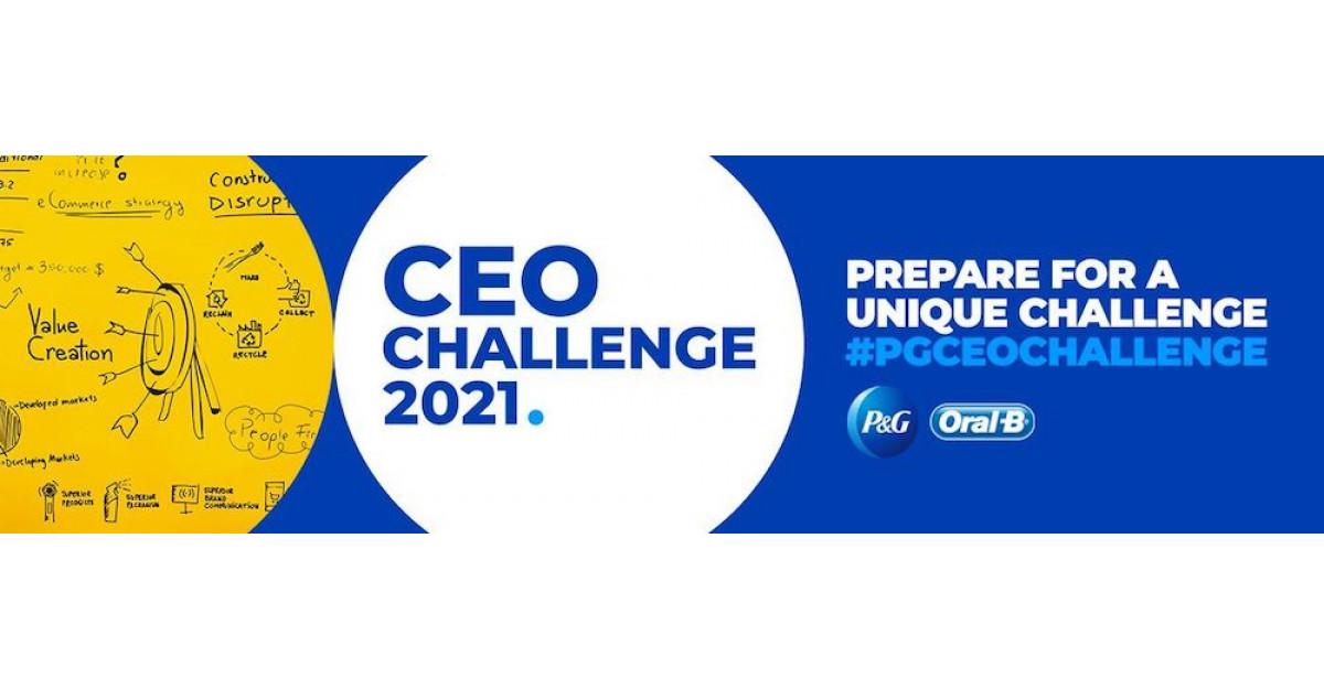 P&G CEO Challenge: 240 de studenți din 36 de țări au fost CEO pentru o zi