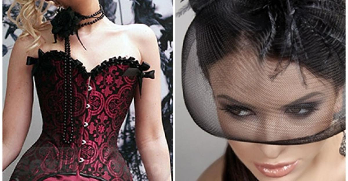 Moulin Rouge: tinute inspirate din viata de cabaret