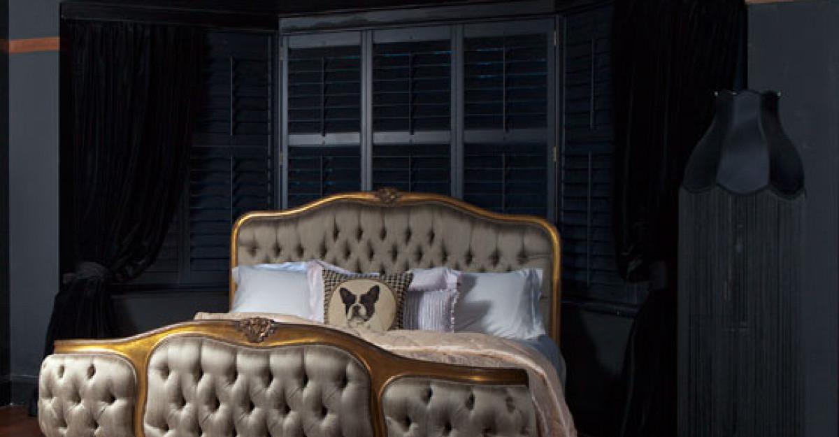 Cum sa iti amenajezi un dormitor glamour, in 5 pasi