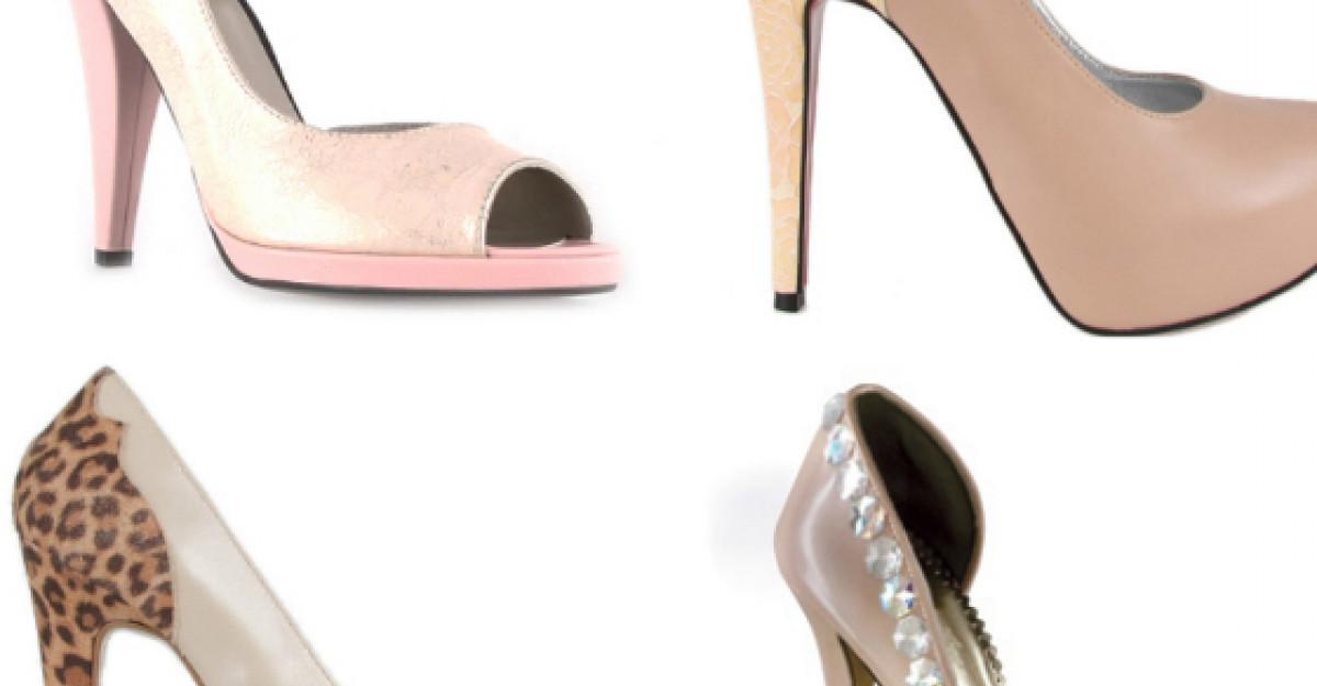 50 Pantofi pentru cununia civila