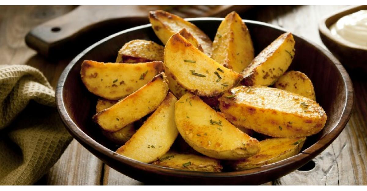 Cartoful, campion la potasiu, benefic pentru inima. Cum trebuie gatiti cartofii ca sa fie sanatosi