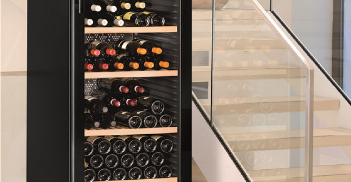 Bucura-te de un vin bun, apeland la o vitrina pentru vin