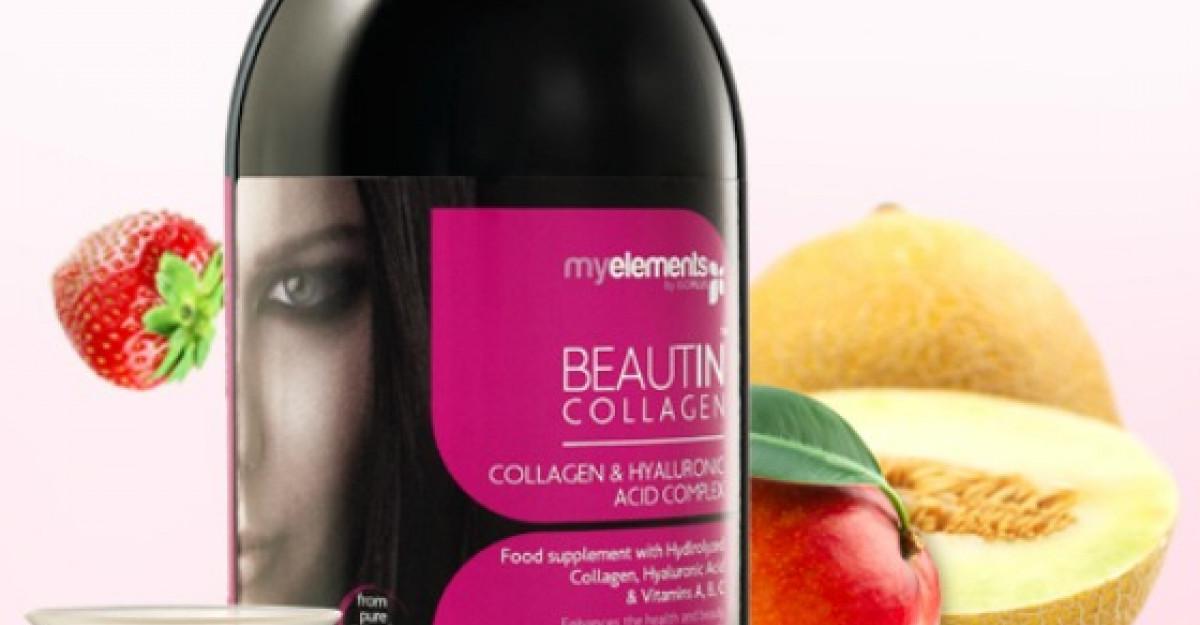 Elixirul tineretii sub forma de colagen lichid: BEAUTIN COLLAGEN