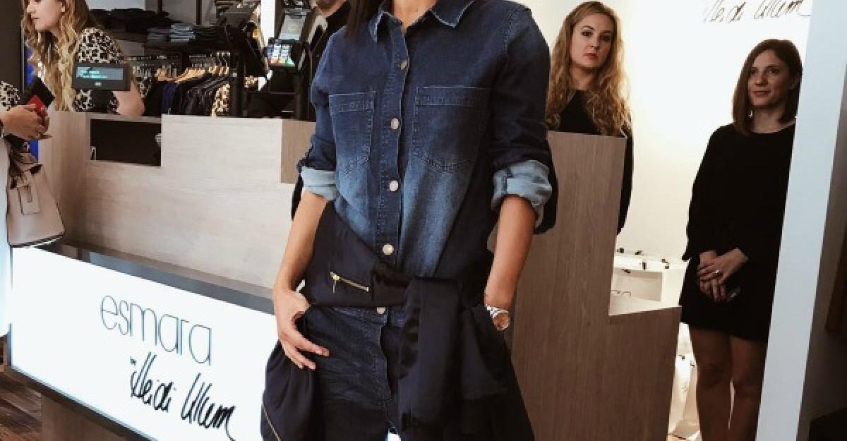 Lidl deschide primul sau pop-up store din Romania, pentru colectia de haine 'esmara by Heidi Klum'