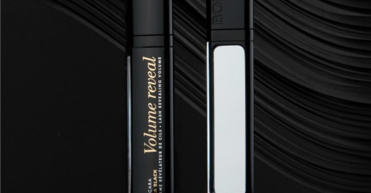 Bourjois prezinta Volume Reveal mascara Ultra Black Collection
