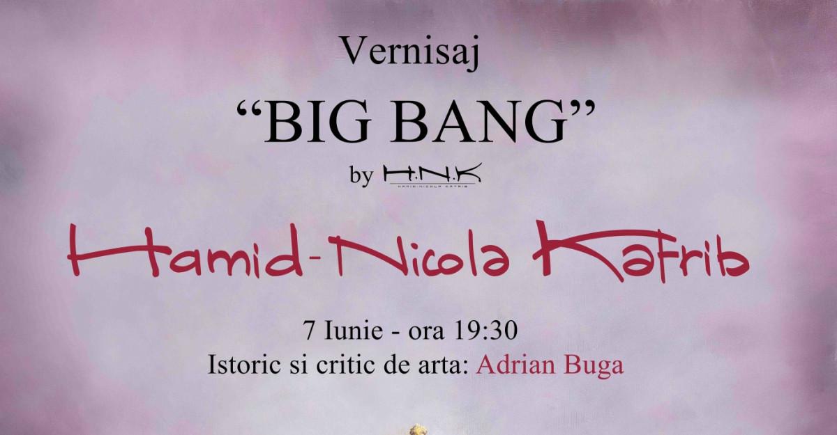 BIG BANG: un vernisaj inedit de artă modernă, cum nu s-a mai făcut în România